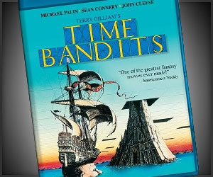Blu-ray: Time Bandits