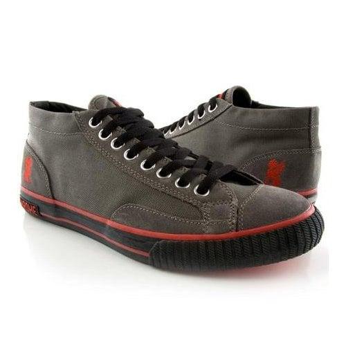 Chrome Midway Shoe