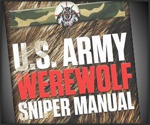 us army werewolf sniper manual pdf