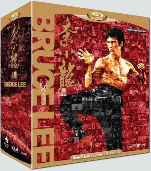 Bruce Lee Legendary Collection