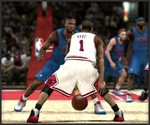 Dribble Controls: NBA 2K11
