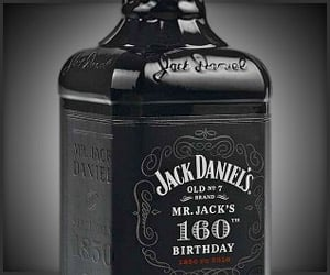 Jack Daniel's Black Bottle