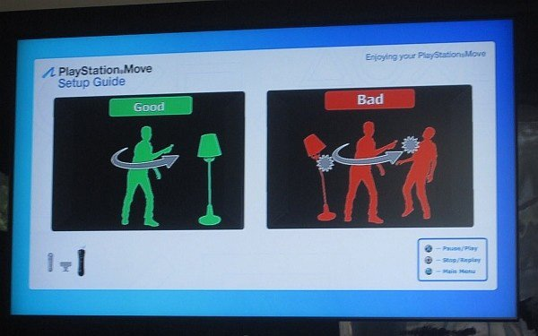 Be Careful With Your PS Move!