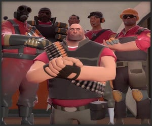 TF2 x Holy Grail