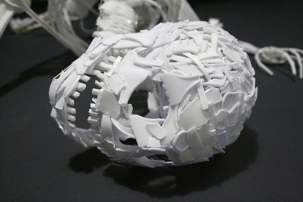 Things Made with Plastic Spoons