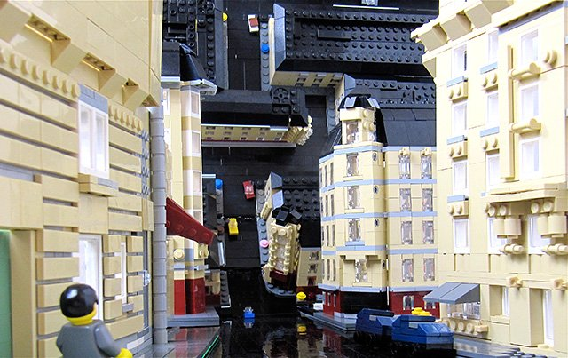 LEGO x Inception
