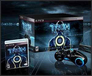 TRON: Evolution Collector's Ed.