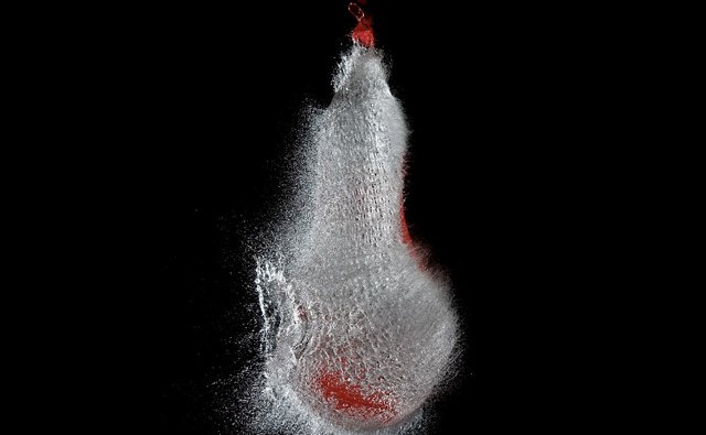 High Speed Photography: Bullets