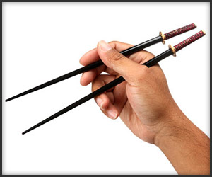 Samurai Chopsticks