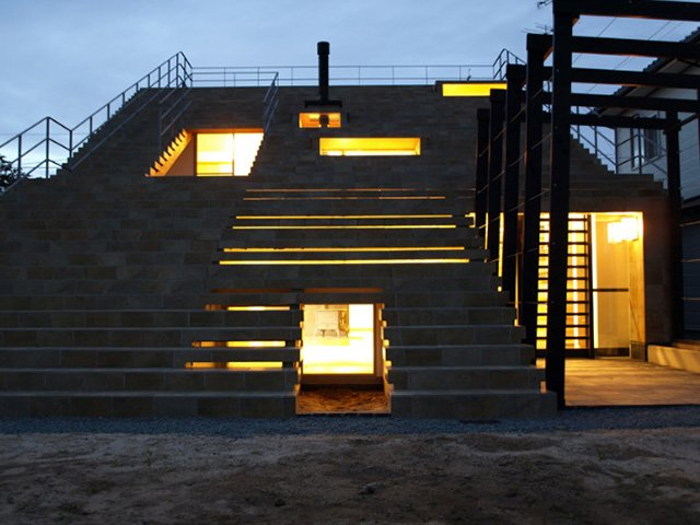 The Stairs House