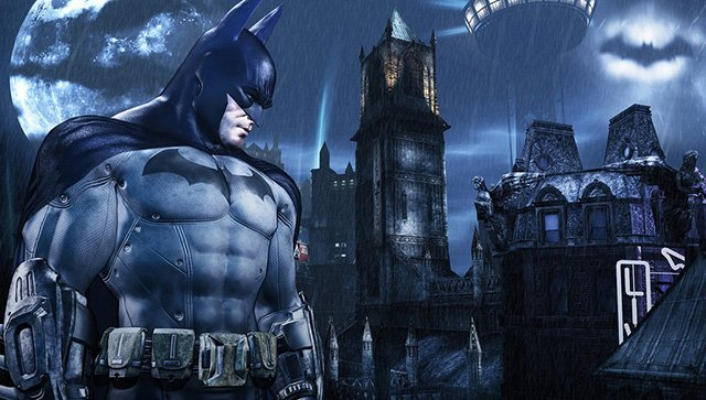 Batman: Arkham City (Screens)