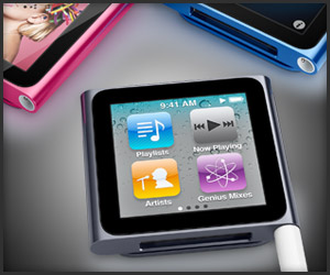iPod nano (6th Gen)