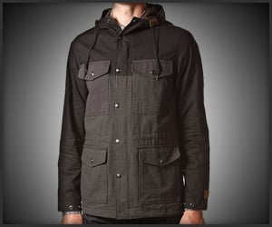 Obey High Peak Jacket