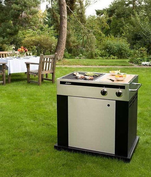 Manhattan Gas BBQ Grill