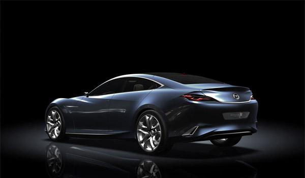 Mazda Shinari 4 Door Coupe