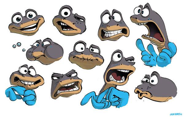 newt: The Lost Pixar Flick