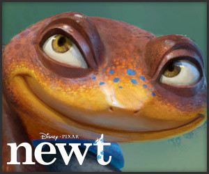 newt: The Lost Pixar Flick