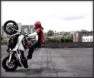 Streetbike Stunt Moves