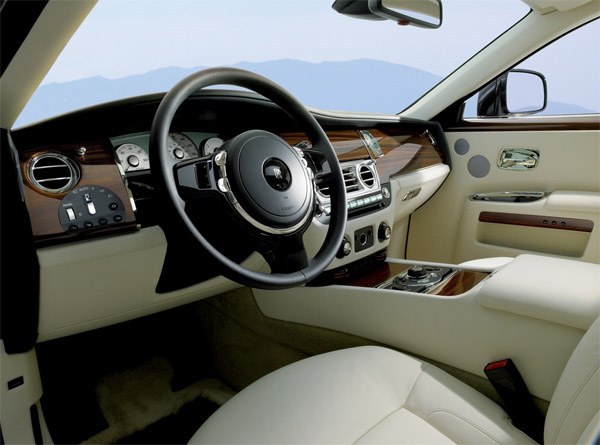 2011 Rolls Royce Ghost
