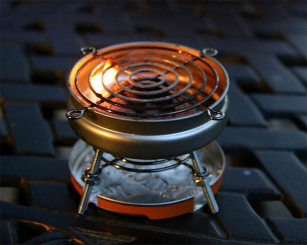 Altoids Tin BBQ Grill