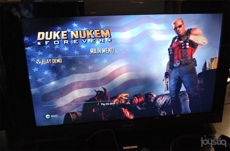 Duke Nukem Forever (For Real)