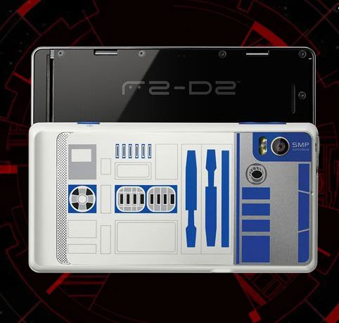 Droid 2 R2-D2 Edition