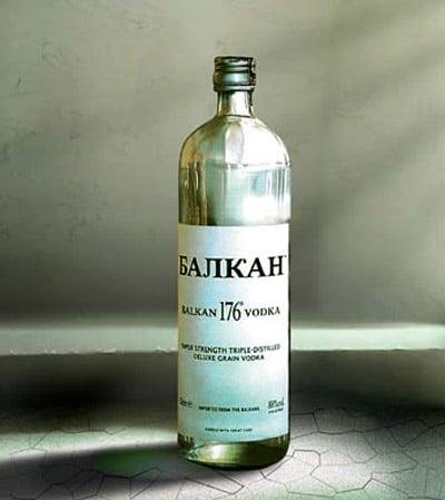 Balkan 176° Vodka