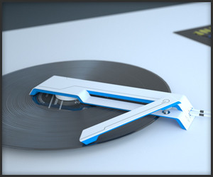 Linos Record Player Concept