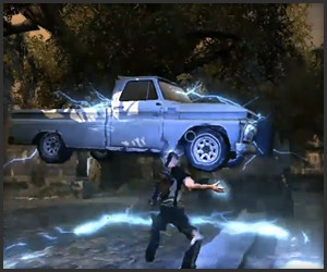 InFamous 2 (PAX Gameplay)