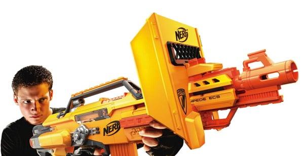 Nerf Strike Stampede Ecs The Awesomer