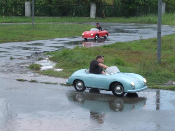 Half-Scale Cars