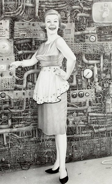 Laurie Lipton Illustration