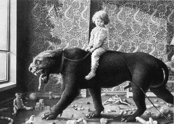 Laurie Lipton Illustration