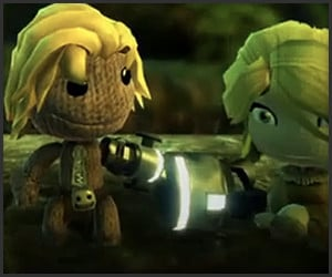 LittleBigPlanet 2: Grappling Hook