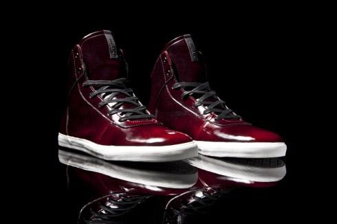 Supra Cuttler Cabernet Shoe