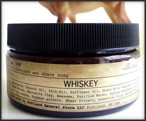 Whiskey Scented Toiletries