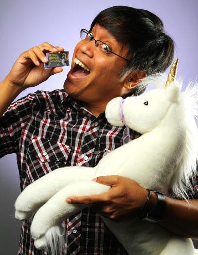 Freakin' Magical Unicorn Gum