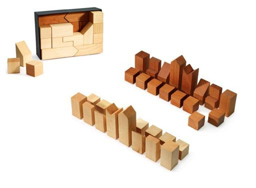 Minimalist Chess Set The Awesomer