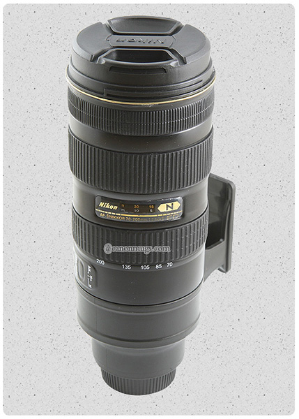 Nikon Thermos Lens