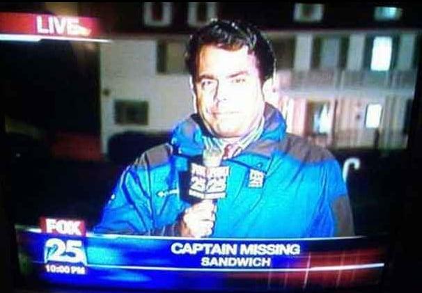 TV News Fails