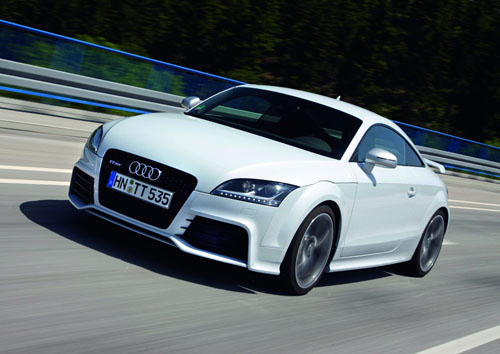 2010 Audi TT RS Coupe