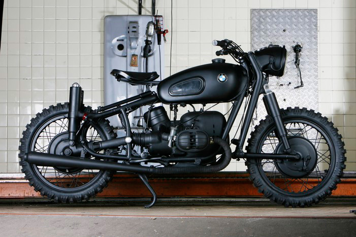 BMW R60/2 Great Escape