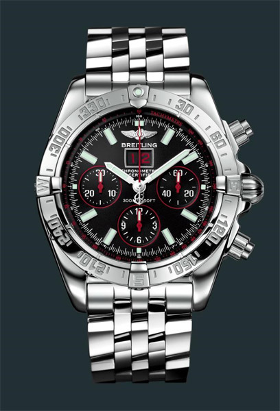 Breitling Blackbird Red Strike