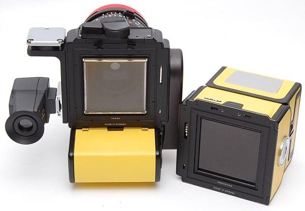 NASA Hasselblad MKWE Camera