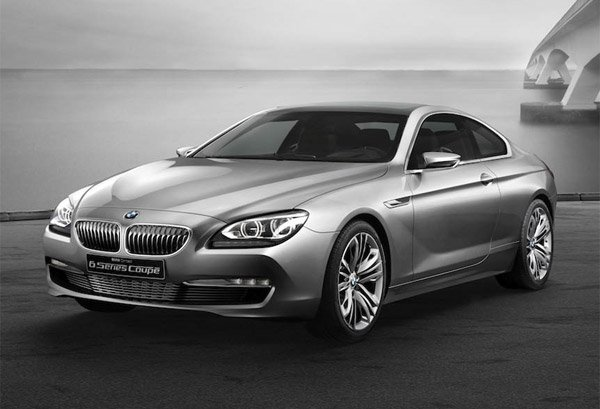 2011/2012 BMW 6-Series