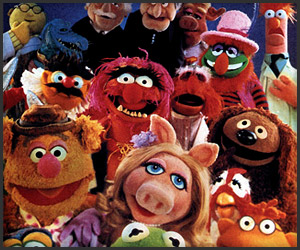 Everything's Better with Muppets