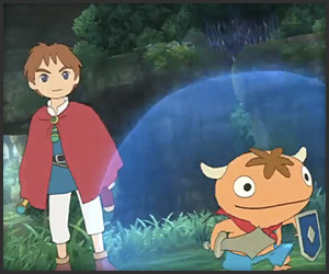 Ni No Kuni (Gameplay Trailer)