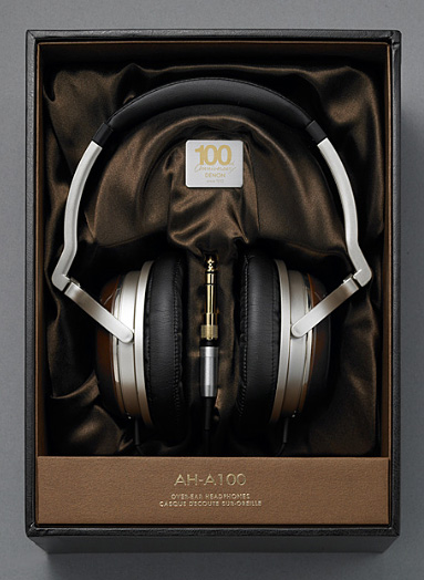 Denon AH-100 Headphones