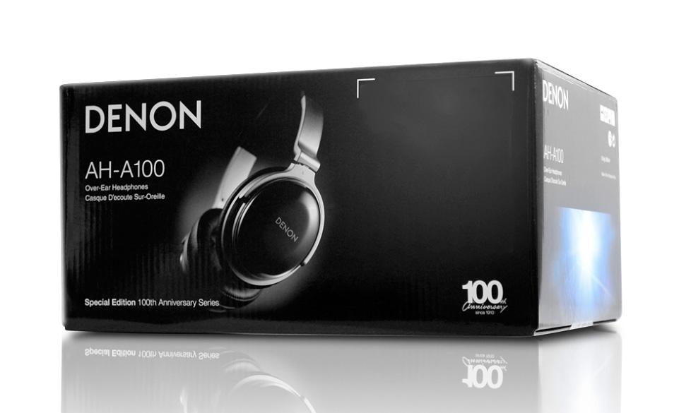 Denon AH-100 Headphones