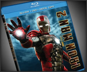 Giveaway: Iron Man 2 Blu-ray